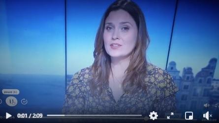 La sophro au JT de France 3 Nord/Pas-de-Calais